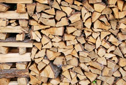 Free Firewood Stacking